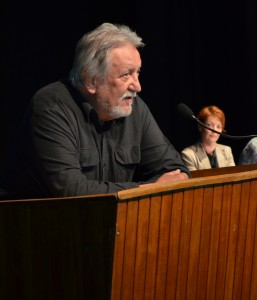 Milan Súdi - prvý hlásateľ Rádia Kysáč