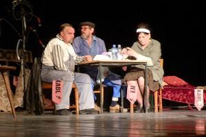 Glumci iz Sivca su se u predstavi bavili našom aktualnom tematikom