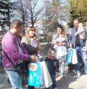 Šíďania so svojimi ratolesťami (Foto: S. Stupavský)