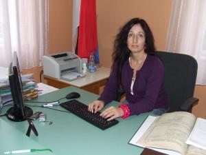 Pivnická matrikárka Slađana Veličkovićová