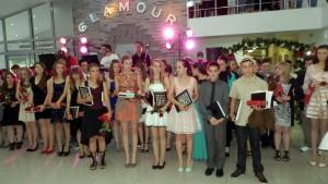 Ďalšia generácia kovačických malých maturantov sa rozlúčila s doterajším školským životom (na snímke sú nositelia Diplomu Vuka Karadžića)