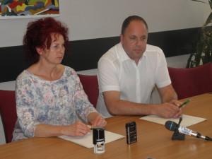 Zdôvodnenie a vďaka: Anna Tomanová-Makanová a Miroslav Čeman