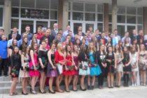 Padinskí ôsmaci sa rozlúčili so základnou školou
