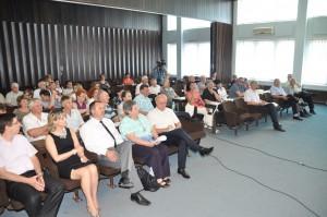 Záber z 19. riadneho výročného zasadnutia Zhromaždenia MSS v Petrovci 13. júna 2015 (foto: J. Čiep)