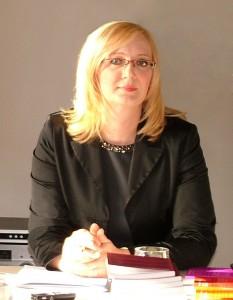 """Milina Sklabinská: """"V reťazci kultúrneho manažmentu je veľmi dôležitá evalvácia projektu."""" (foto: A. Francistyová)"""