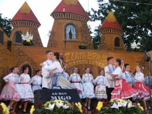 Štylizovaný tanec Dobanovce – tretia cena
