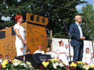 Príhovor primátora Nového Sadu Miloša Vučevića