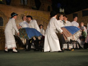 Na hajšovkách – víťazná detská hra Padinčanov