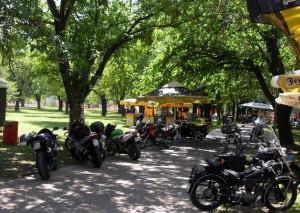 Dvojkolesový miláčik je srdcovou záležitosťou mnohých motorkárov z tejto dediny a okolia