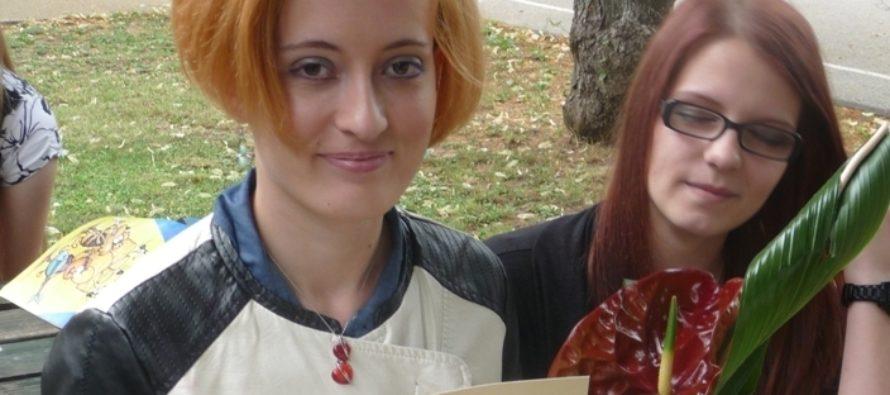 Laureátka Ceny Rozletov počmárala mame knihy