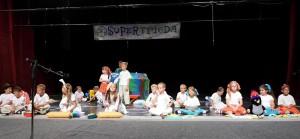 Súťažiace triedy v 1. kategórii v rámci súťaže Supertrieda 2015