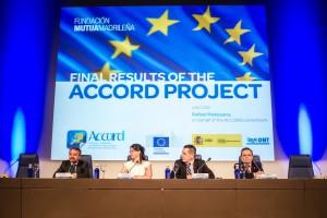 Vyhodnotenie trojročných snáh projektu ACCORD