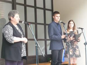 Návštevou poctila podujatie aj predsedníčka Matice slovenskej v Srbsku Katarína Melegová Melichová