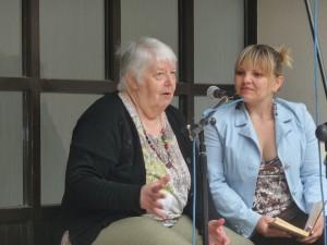 Rady nad zlato dáva Viera Benková v rozhovore s Andreou Spevákovou