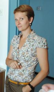 Vladimíra Dorčová-Valtnerová (foto: O. Filip)