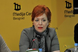 Eva Vukašinovićová (Foto: Media centar)