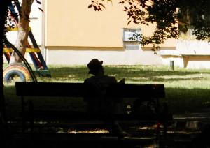 V parku sa môže aj čítať nejaká zaujímavá kniha
