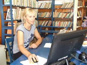 """Knihovníčka Sanja Valachová: """"Mládež najmenej číta."""""""