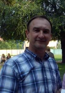 Pavel Rohárik, riaditeľ kovačického gymnázia (Foto: A. Chalupová)