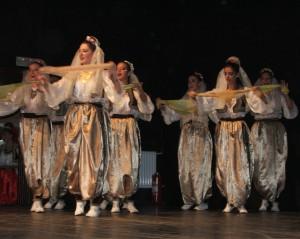 Tretí medzinárodný festival folklóru Šajkaši (1. 7. – 5. 7.) prebiehal v Kaći, Novom Sade, Zmajeve a Kysáči. Foto: Elena Šranková