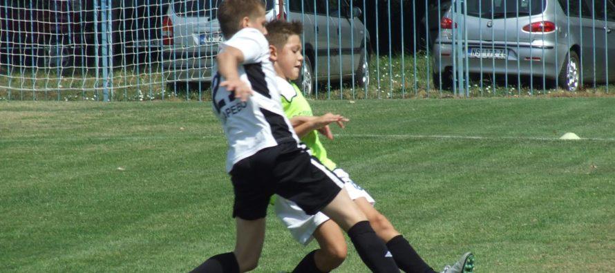 Zápasy mladších kategórií futbalistov vo Vrbare Mladosť uhostila Čelarevčanov a Novosadčanov