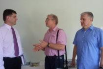 Štátny tajomník MPSVR SR Branislav Ondruš navštívil petrovskú tlačiareň