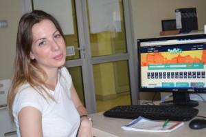 """""""Je veľa (aj) bezplatných udalostí, na ktoré chceme poukázať,"""" hovorí koordinátorka projektu Milica Vukadinovićová."""
