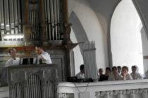 Organový koncert v chráme Božom SEAVC v Petrovci