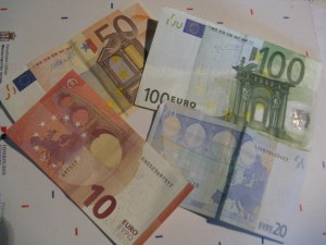 Podpora euru stúpa (Foto: O. Filip)