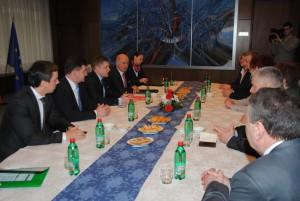 Počas januárového stretnutia premiéra Roberta Fica s poprednými činiteľmi slovenskej národnosti