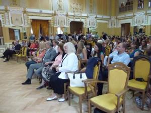 Na slávnostnom odovzdávaní certifikátov sa zúčastnil aj predseda ÚSŽZ Igor Furdík