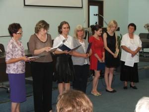 Predstavili tituly ačítali úryvky z kníh (Foto: E. Šranková)
