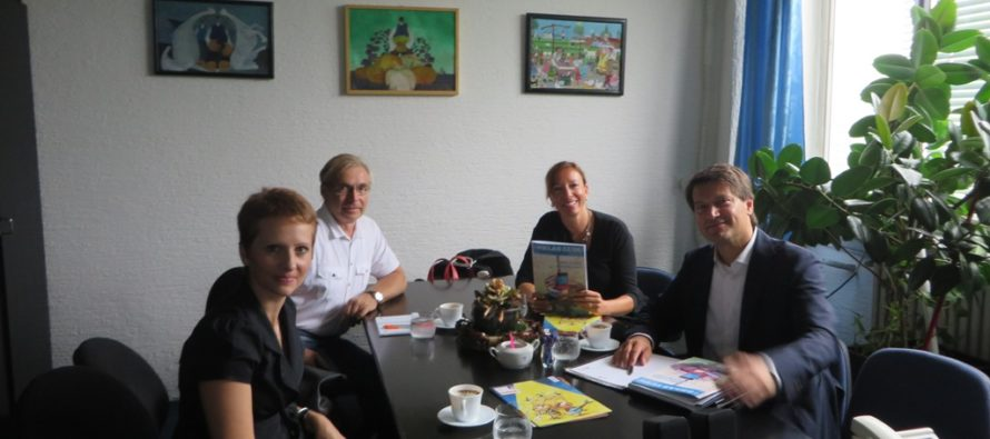 Giacomelli Media v redakcii Hlas ľudu