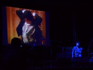 Jure Pukl je oduševio publiku odličnom improvizacijom (Foto: I. Bovđiš)
