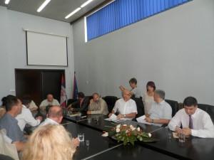 Z prijatia (Foto: J. Bartoš)
