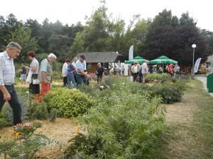 Návštevníci prejavili veľký záujem o biozáhradu