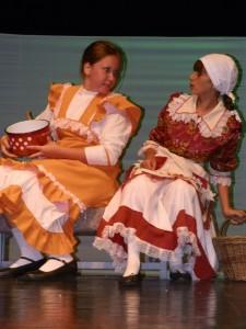Momentka z predstavenia Kde bolo, tam bolo (Foto: A. Lešťanová)