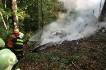 Zrážku dvoch lietadiel pri Červenom Kameni neprežilo sedem ľudí