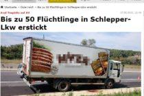 V dodávke v Rakúsku našli desiatky mŕtvych utečencov