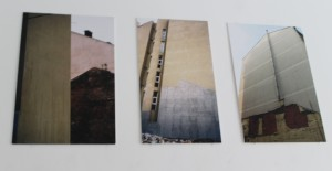 Tri budovy na ukážku