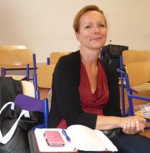 Jarmila Buchová, šéfredaktorka Ceruziek vo svete
