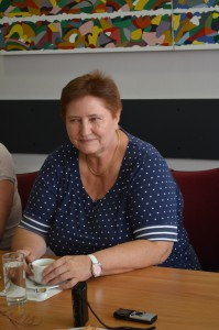 Veľvyslankyňa Dagmar Repčeková