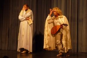 Humorne ladený príbeh pre deti prinieslo divadlo zo Somboru