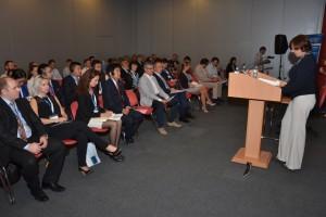 Vstupný prejav ekonomickej diplomatky Heleny Mravíkovej