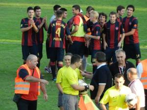 Futbalisti Doliny oslávili cenné víťazstvo nad lídrom
