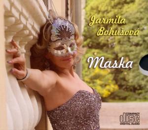 Bohusova Maska CD prebal