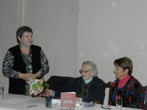 Katarína Melegová Melichová (zľava), Mária Miškovicová a Viera Miškovicová