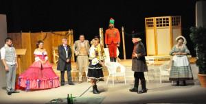 Zmierenie alebo Dobrodružstvo pri obžinkoch – klasický skvost Divadla Jána Palárika v Trnave
