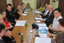 Stretnutie predstaviteľov Koordinácie NRNM a Ministerstva osvety