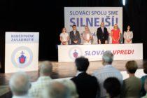 Založili politickú stranu Slováci vpred!